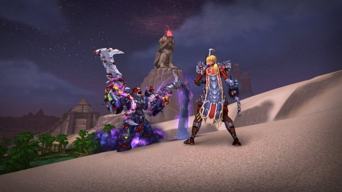 WoW: Evento de masmorras de Battle for Azeroth nesta semana