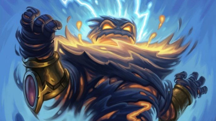 Deck do dia de Hearthstone: Xamã Aggro