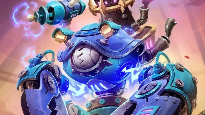 Top 10: Os cards mais populares de Hearthstone: Projeto Cabum (no momento)