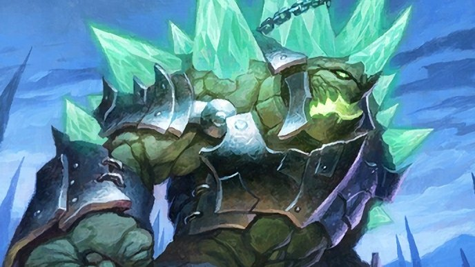 Deck da Comunidade de Hearthstone: Scrapyard Rogue, do Roma (KombatKlub)