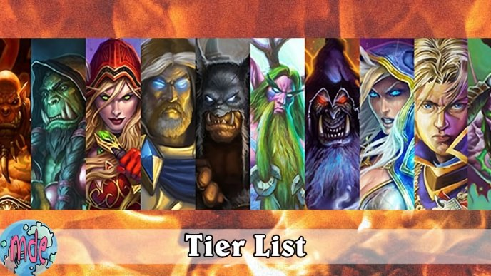 Fique por dentro do Meta com a Tier List semanal do Mundo de Eluna!