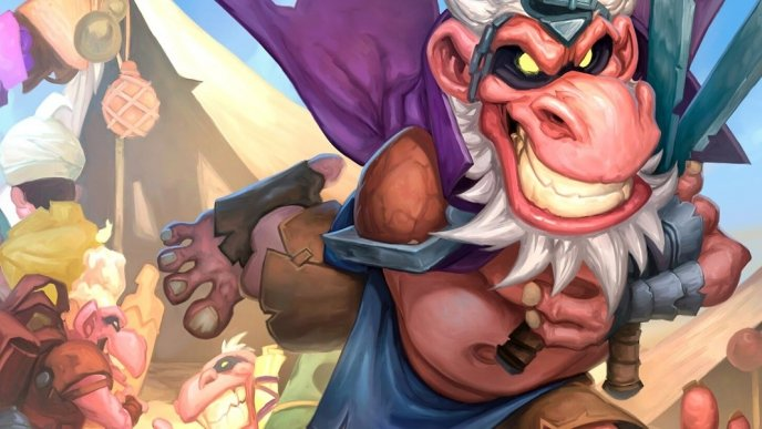 Decklist, gameplay e detalhes do deck Value Quest Rogue (Ladino)