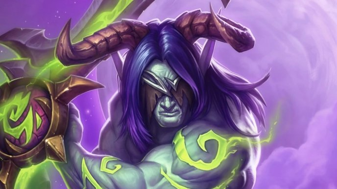 Deck da Comunidade com Gameplay: Aggro Demon Hunter (com vídeo do Nightmare)