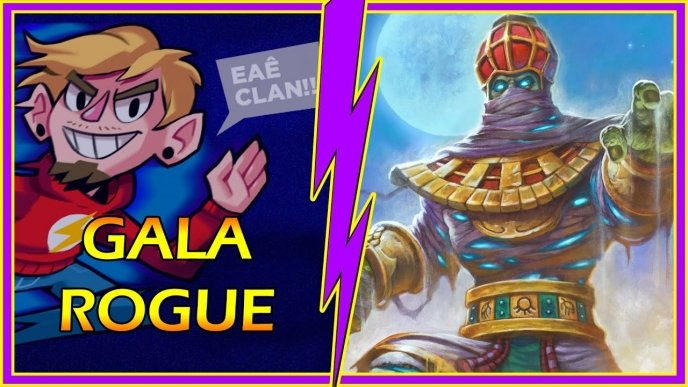 Deck da Comunidade com Gameplay: Ladino Galakrond (com vídeo do Nightmare)