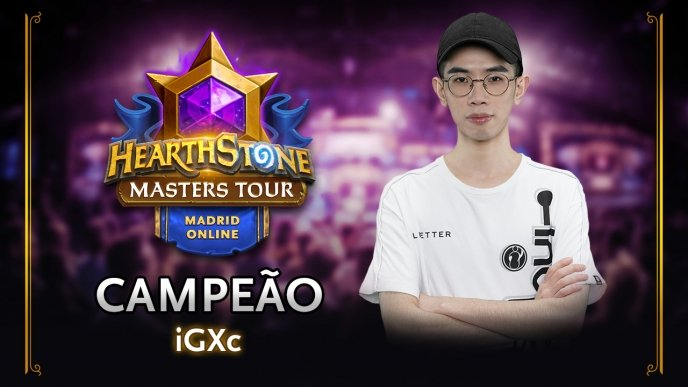 Decks do iGXc, campeão da Masters Tour Online: Madrid