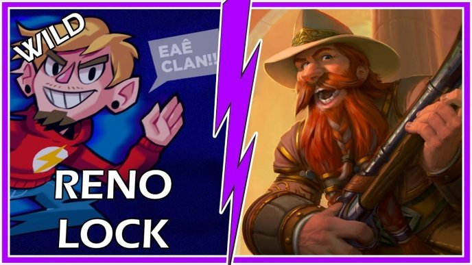 Deck da Comunidade: Renolock - Modo Livre (com vídeo do Nightmare)