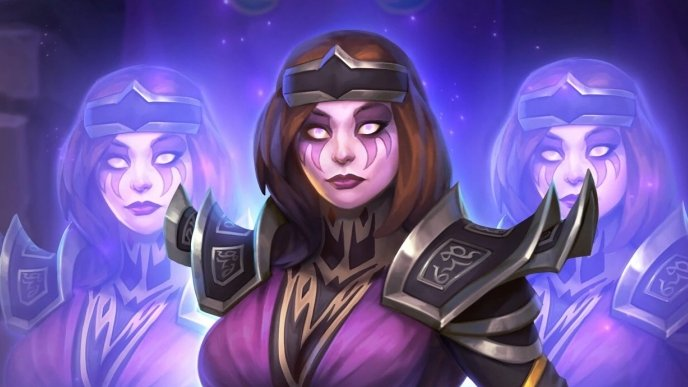 Decks da Comunidade: Miracle Rogue e Rush Warrior (usado por Nightmare para chegar ao Lenda)