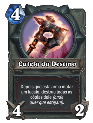 Cutelo do Destino