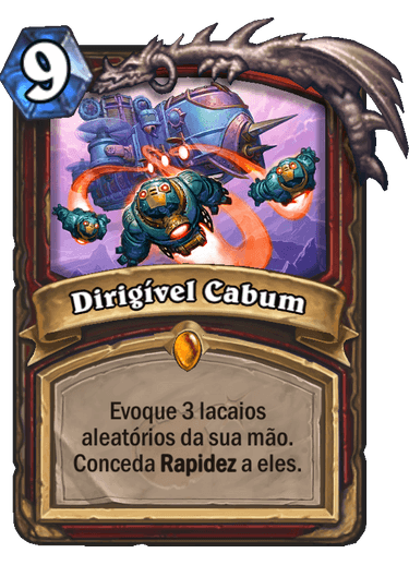 Dirigível Cabum