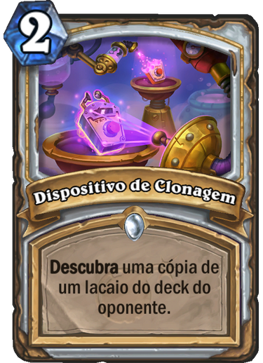 Dispositivo de Clonagem - Card