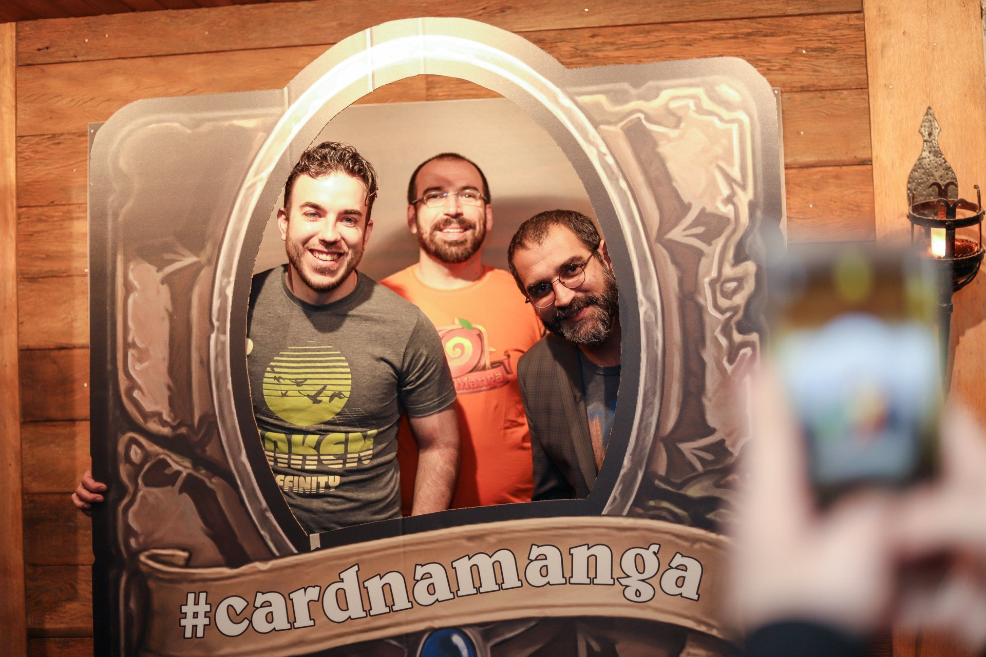 Evento de Lancamento do Card na Manga - Foto 31