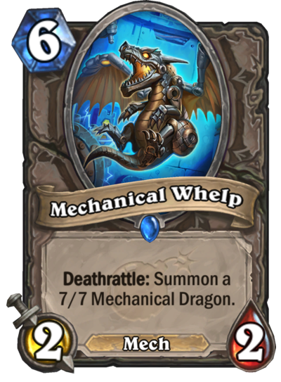 Mechannical Whelp