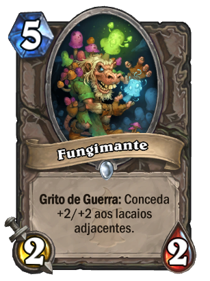 Fungimante Card PTBR