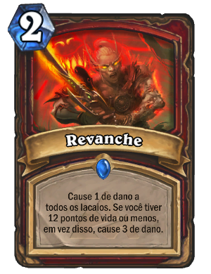 Revanche Card