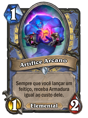Artifice Arcano Card
