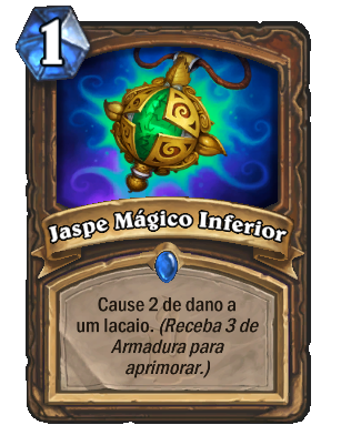 Jaspe Magico Inferior Card