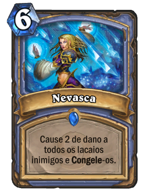 Nevasca Card