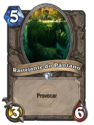 Rastejante do Pântano Card 2