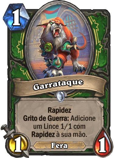 Garrataque Card