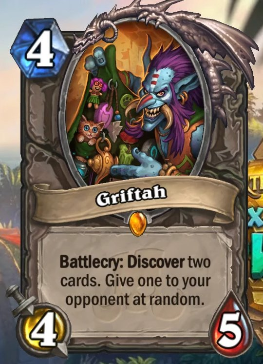 Griftah Card Reveal