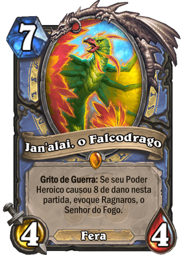 Jan'alai, o Falcodrago