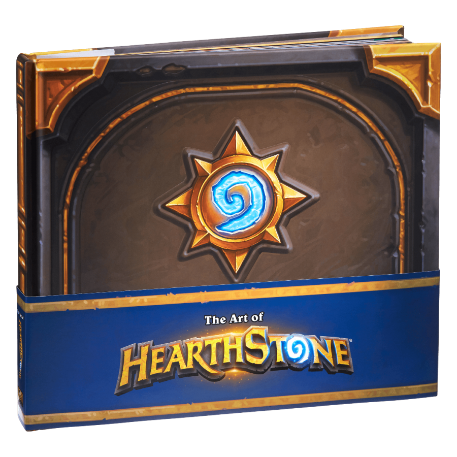 Livro The Art of Hearthstone - 01