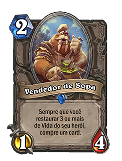 Vendedor de Sopa Card Reveal