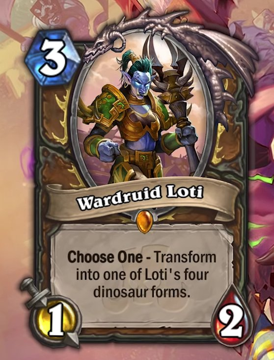 Warfruid Loti Card Reveal