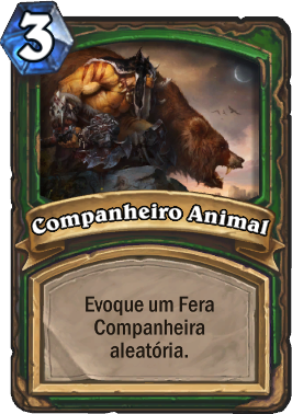 Companheiro Animal Card PTBR