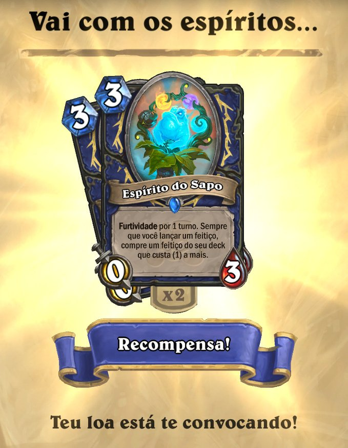 Recompensas Rastakhan 02
