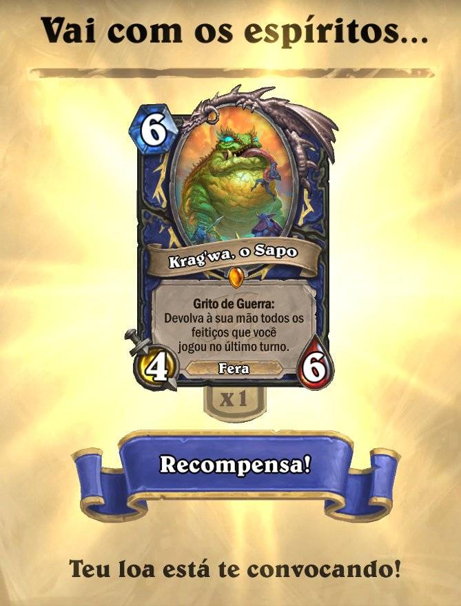 Recompensas Rastakhan 03