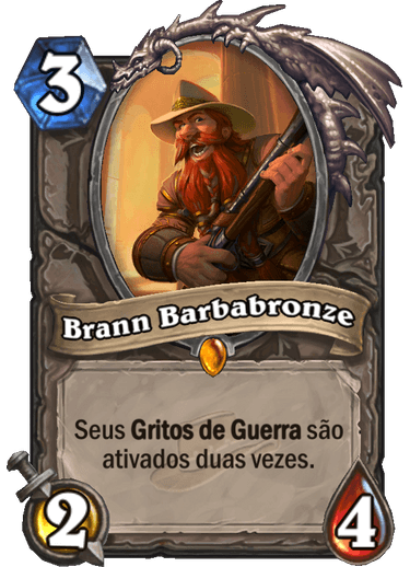 Brann Barbabronze