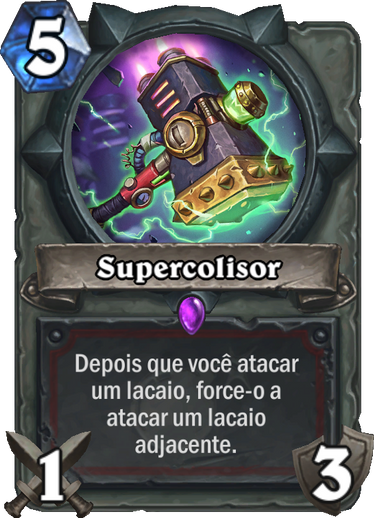 Supercolisor Card HS