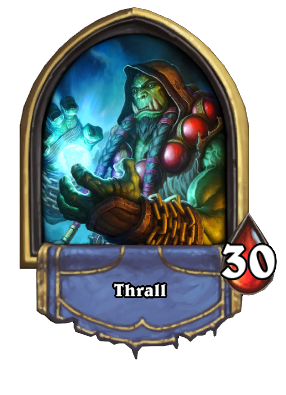 Thrall - Hearthstone