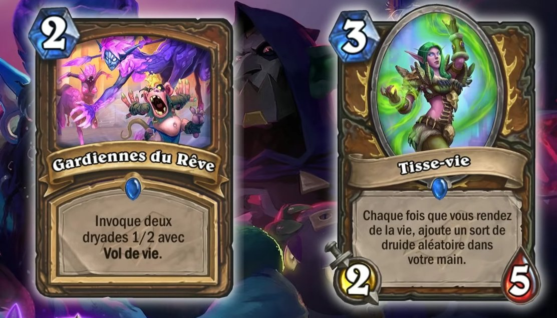 Cards Revelados do Tars - Hearthstone