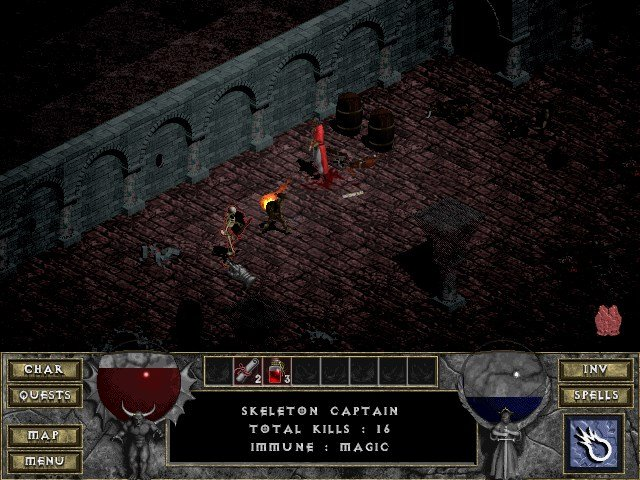 Diablo Screenshot 01