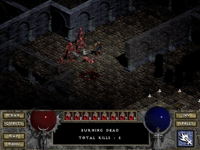 Diablo Screenshot 03