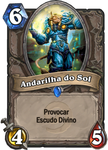 Andarilha do Sol Card PTBR