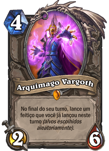 Card Arquimago Vargoth