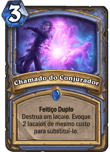 Chamado do Conjurador - Card PTBR