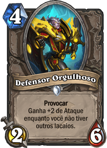 Defensor Orgulhoso Card PTBR
