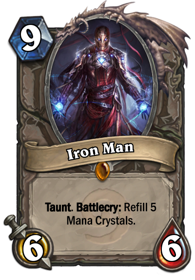 Iron Man HS Fanmade