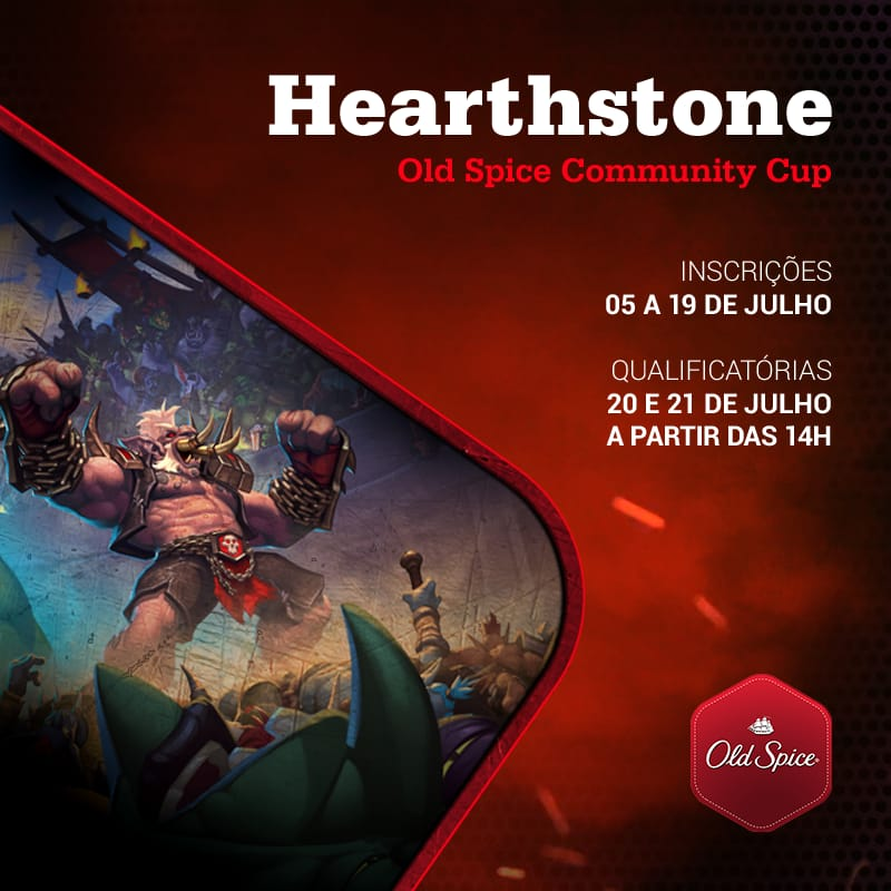 Old Spice Hearthstone