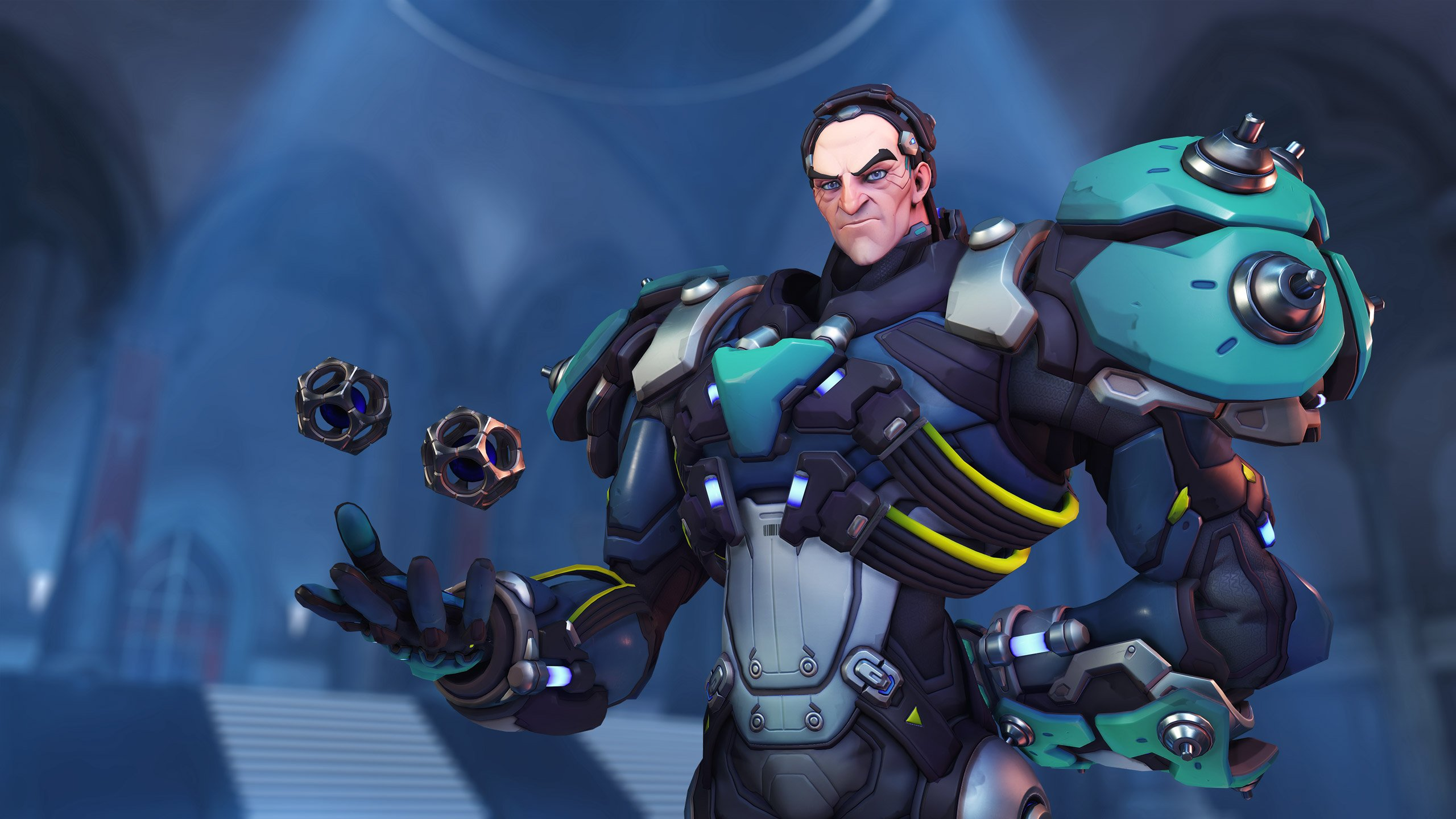 Sigma - Screenshot de Overwatch