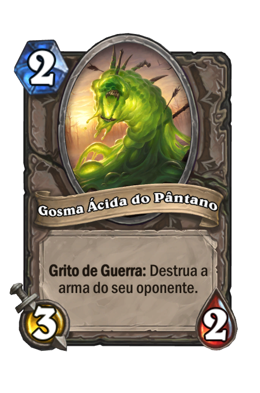 Gosma Ácida do Pântano