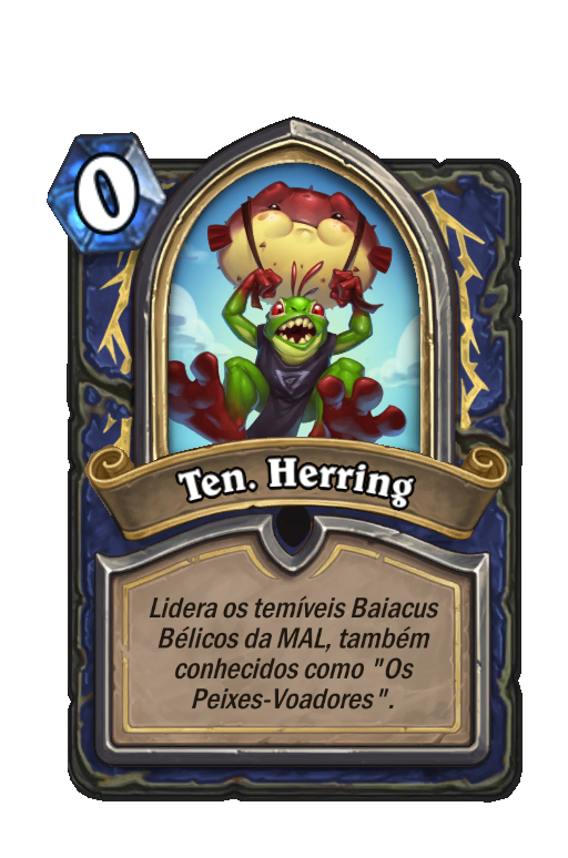 Ten. Herring