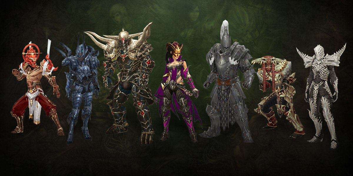 Sets da temporada 19 de Diablo III - Screenshot