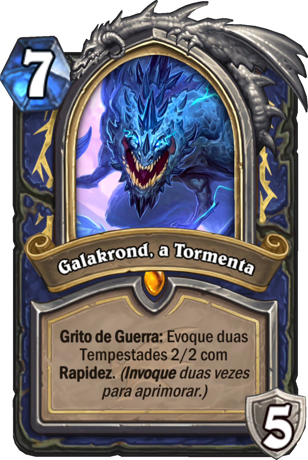 Galakrond, a Tormenta