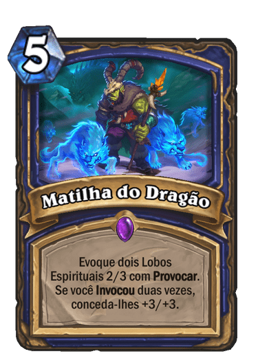 Matilha do Dragão
