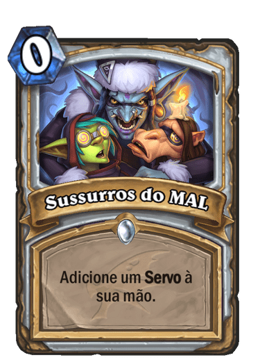 Sussurros do MAL